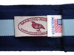 Barrons Hunter Grosgrain Belt