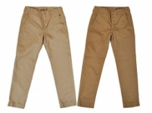 【WORKERS】Officer Trousers Slim Type2 Chino