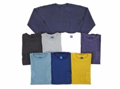 Good On L/S  Pocket Crew Tee