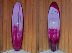 JH Egg Twin Bat Tail 7'6""