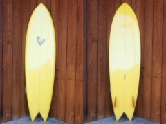 Huntington Fish 6'10""
