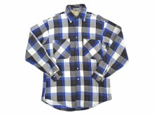 【BIG MAC×ST JOHN'S BAY】FLANNEL SHIRTS