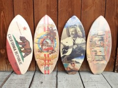 【C.YA】THE ORIGINAL MINI SURFBOARD