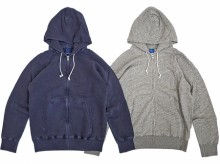 【Good On】RAGLAN ZIP HOODSWEAT