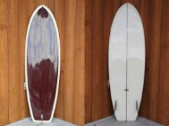 Square Tail Twin 5'7""