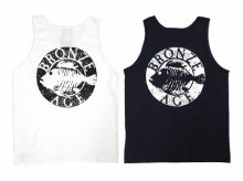 【BRONZE AGE】CIRCLE LOGO TANK TOP