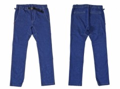 【GO WEST】CLIMBING TROUSERS/10oz STRETCH DENIM