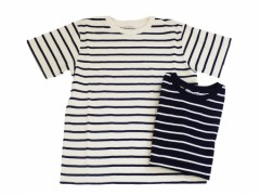 ColumbiaKnit FrenchStripe S/STee