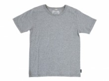 【GO HEMP】BASIC S/S TEE/(TOP GRAY)