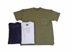 Good On S/S Pique Pocket Tee