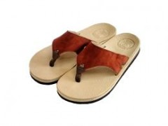THE SANDALMAN Wide Strap