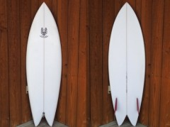"Steve Brom Rocket Fish 5'9"" EPS"