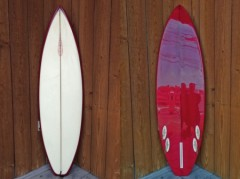 Mandara Custom Shapes 5fin Bonzer 5'11""
