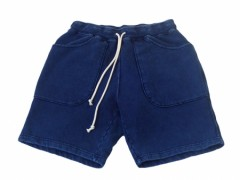 Good On Sweat Shorts (INDIGO SHAVE)