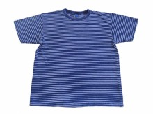 Good On S/S Boader Tee(Indigo Shave)