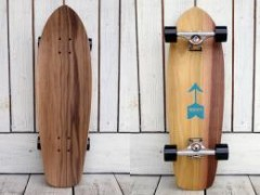 Hess Skateboards Surf Check 2
