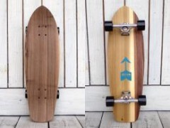 Hess Skateboards Surf Check 3