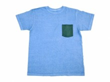 Good On HOLY SMOKE別注 2Tone S/S Crew Pocket Tee