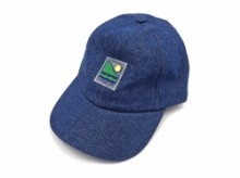 【OFF SHORE】LOGO 6PANEL CAP