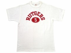 "WAREHOUSE S/S Tee ""RUTGERS"""