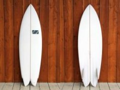 ZAMORA PERFORMANCE FISH 5'8""