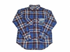 FIVE BROTHER HEAVY FLANNEL SHIRT