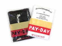 【PAYDAY】2PAC TEE VALUE PACK