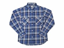 【FIVE BROTHER】EXTRA HEAVY FLANNEL WORK SHIRTS