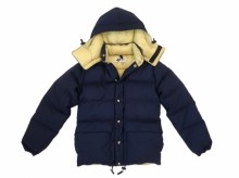 CRESCENT DOWN WORKS Classico Down Parka