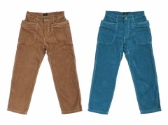 【GO HEMP】VENDOR BASIC PANTS