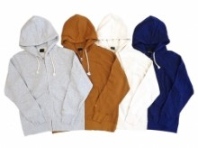 【GO HEMP】ZIP UP PARKA