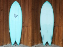 Huntington Fish 5'9""