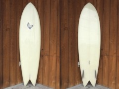 Huntington Fish 6'8""