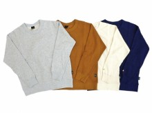 【GO HEMP】CREW PK SWEAT