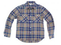 FIVE BROTHER FLANNEL SHIRT