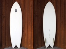 Nine Lights Mill Fish 6'9""