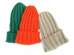 HIGHLAND 2000 Cotton Rib Knit Watch Cap
