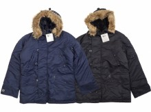 【Valley Apparel】N-3B Nylon Parka
