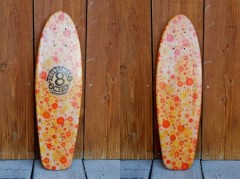 RANCHO OCHO SKATE BOARDS ④