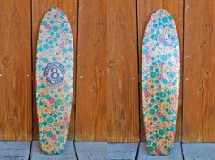 RANCHO OCHO SKATE BOARDS ⑤