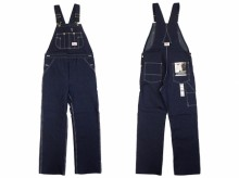 【ROUND HOUSE】CLASSIC BLUE DENIM OVERALL