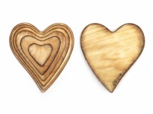 Birch Ply Heart4