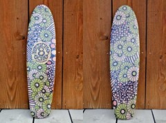 RANCHO OCHO SKATE BOARDS ⑧