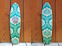 RANCHO OCHO SKATE BOARDS ⑨