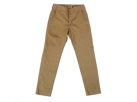 Workers Officer Trousers Slim Type2 Chino