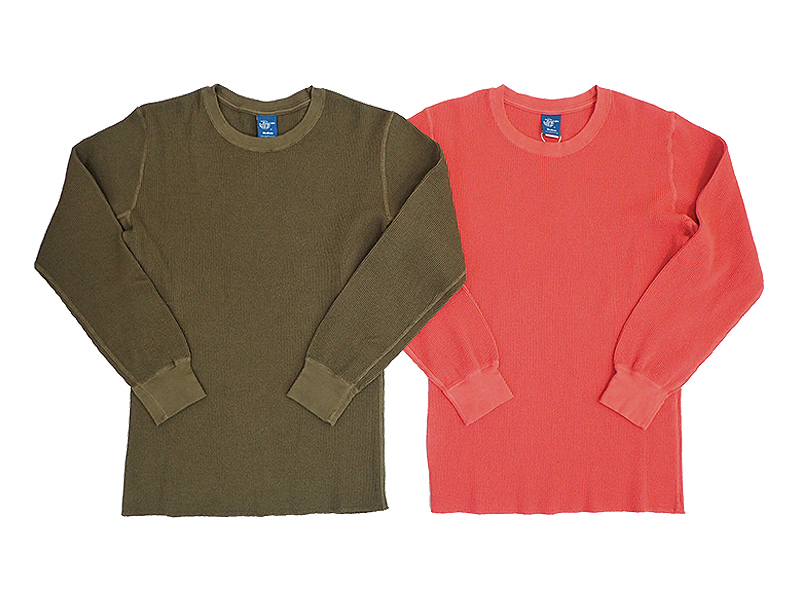 【Good On】 L/S Thermal Tee
