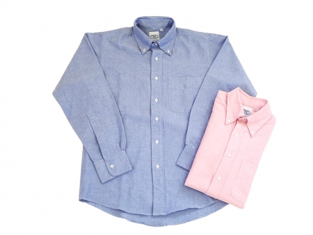 THE BAGGY HEAVY OXFORD B.D. SHIRTS