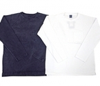 【Good on】L/S Heavy Raglan Pocket Tee