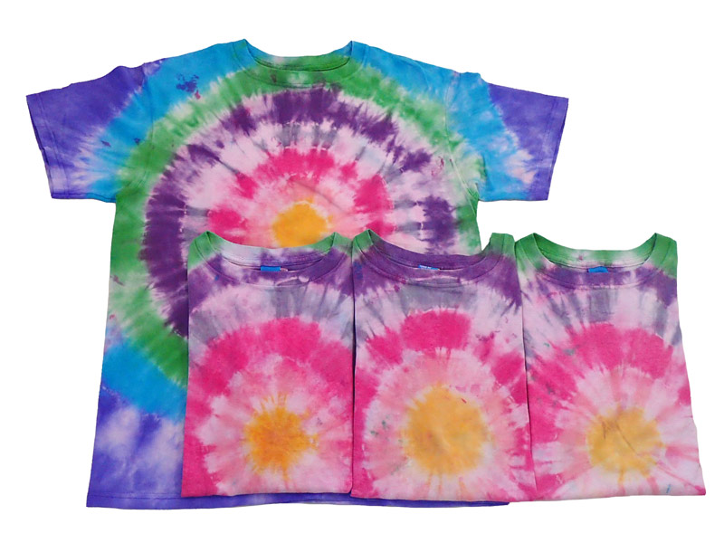 "Good On S/S Horizon Dye Tee""SUN"""