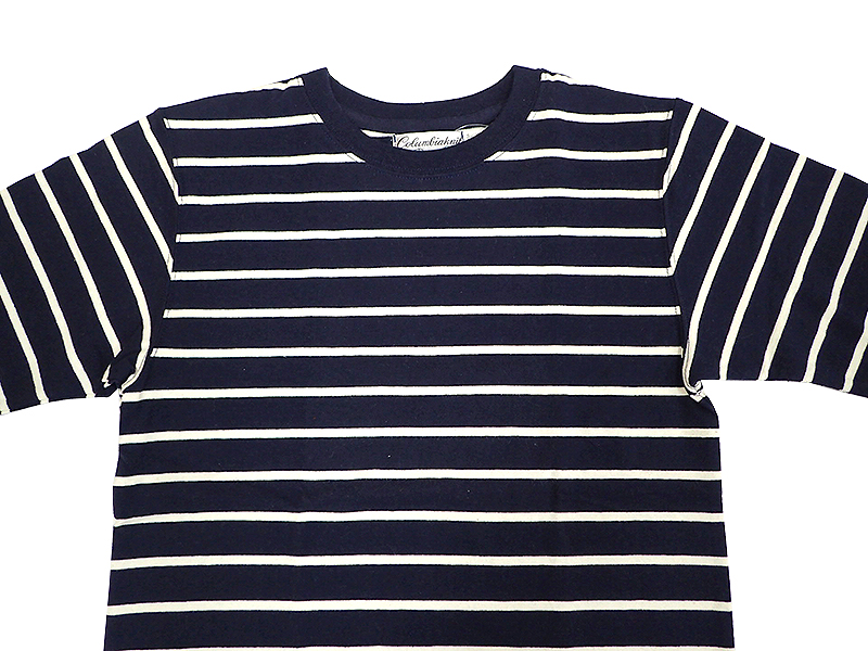 【Columbia Knit】FrenchStripe L/S Tee